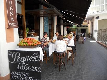 La pequena taberna restaurant murica yummy almeria - Zara home almeria ...